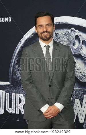 LOS ANGELES - JUN 9:  Jake Johnson at the