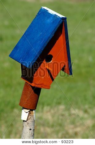 Birdhouse (vacancy)