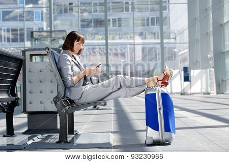 Waiting For The Next Flight