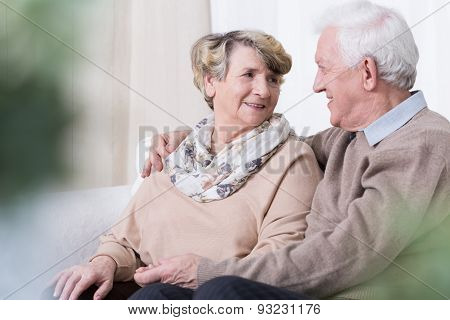 Relationship In Old Age
