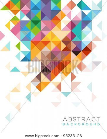 Abstract design for web or print.