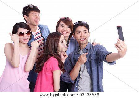 Selfie Together