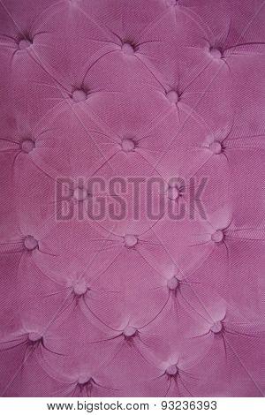 Purple Colored Furniture Cloth