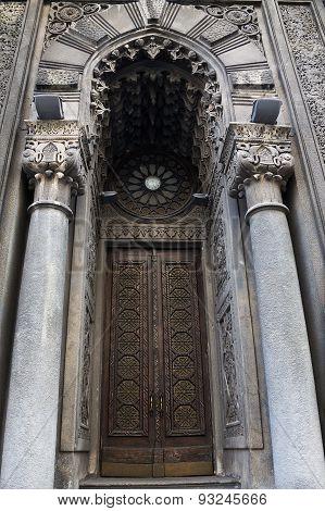 a house of worship Karaites