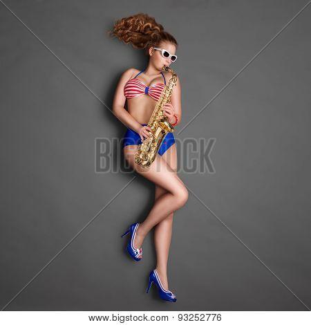Retro Jazz.
