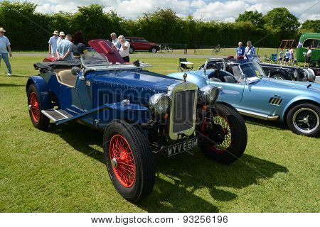 Bromley classic car show