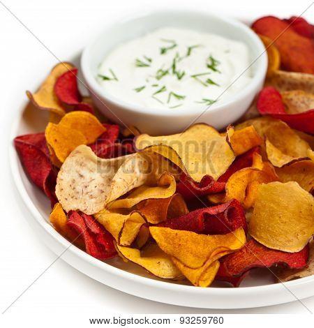 Organic Vegetable Chips