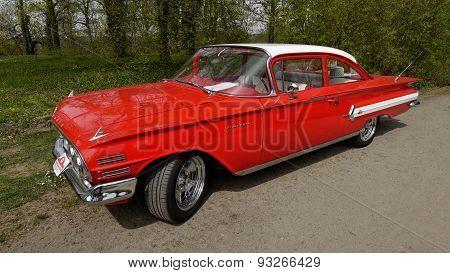 American veteran car