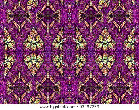 Luxury Geometric Seamless Pattern