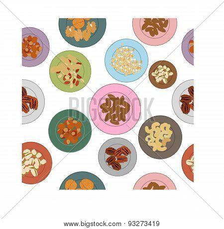 Nuts Pattern