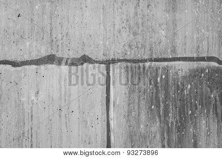Cement Blocks In Thirds