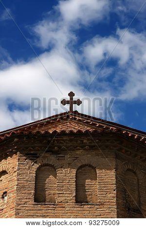 Saint Sophia Church In Ohrid, Macedonia