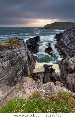 Cliffs In Crookhaven County Cork