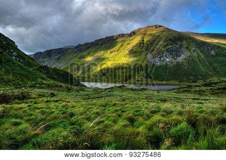 Hills On Dingle Peninsula
