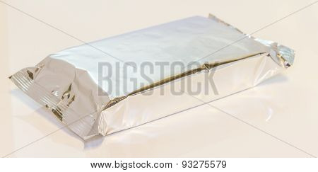 Plastic Bag Snack Packaging. For Another Blank Packaging .