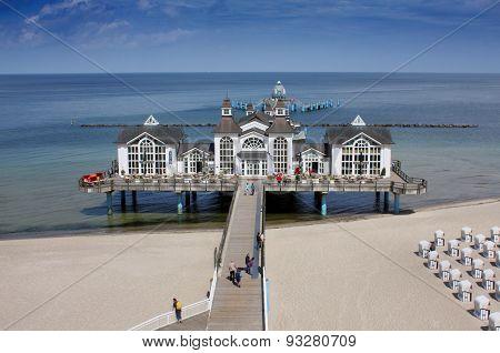 Seaside Resort Sellin