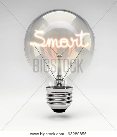 Conceptual Light Bulb (set) - Smart