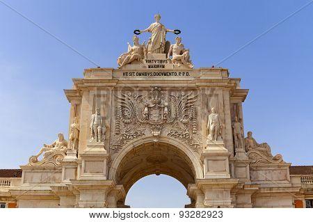 Triumphal Arch Detail