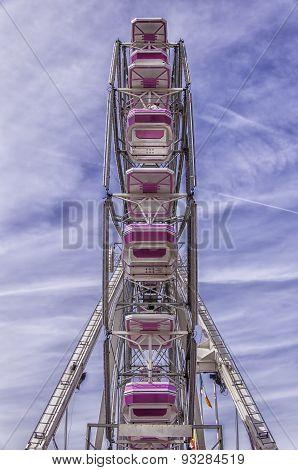 Ferris Wheel Symmetry