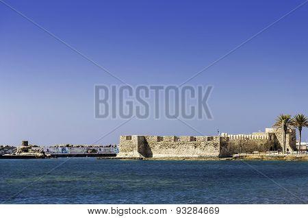 Kales Fort In Lerapetra