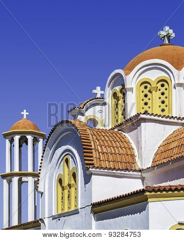 Lerapetra Church Close Up