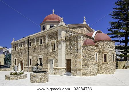 Lerapetra Church Of Saint George