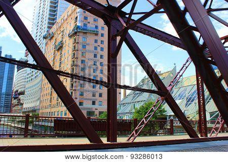 Chicago Rail Trestle
