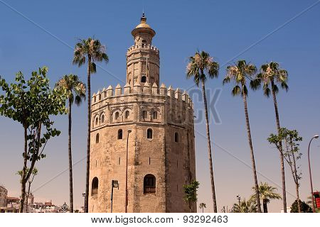 Tower Gold (torre De Oro)