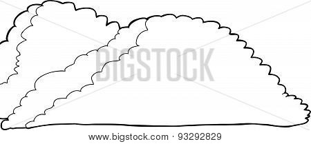 Outlined Cumulonimbus