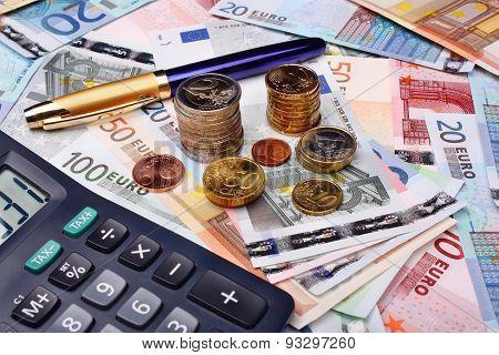 Euro Money Salary