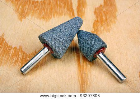 Abrasive Sanding Head