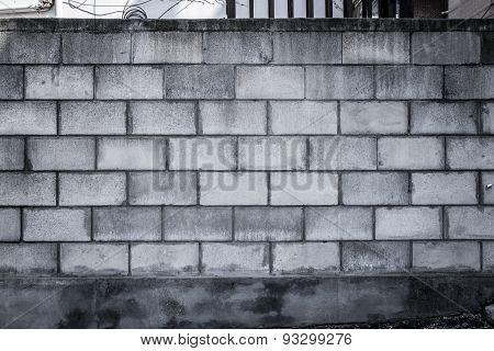 Grungy Cinder Block
