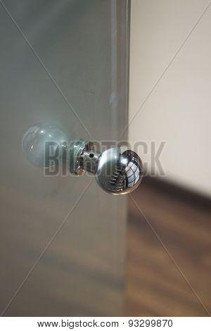 Designer Metal Domestic Room Door Knob Handle