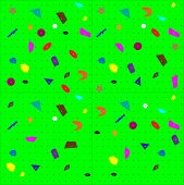 picture of climbing wall  - Climbing wall pattern - JPG