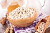 stock photo of cereal bowl  - bowl of cereal - JPG