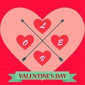 stock photo of san valentine  - Valentine - JPG