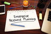 stock photo of enterprise  - Enterprise Resource Planning  - JPG