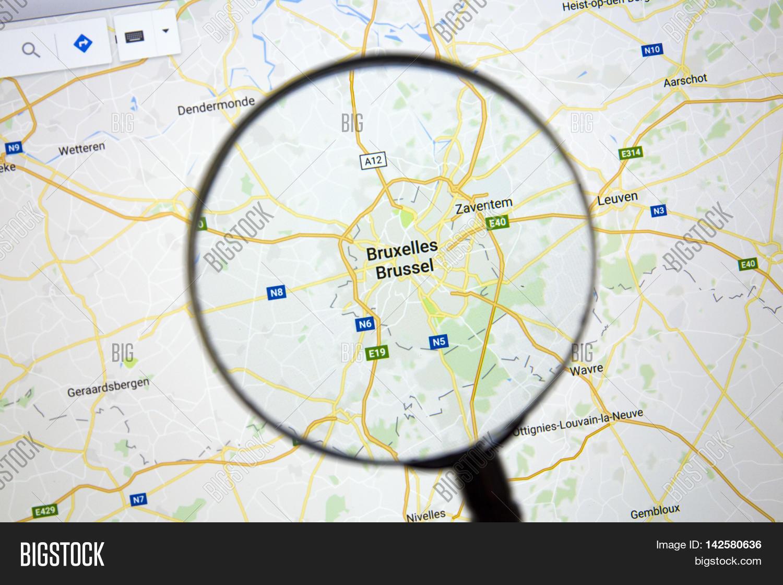 Ostersund Sweden Aug Image Photo Bigstock - Sweden map ostersund