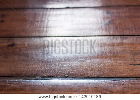 Texture of wooden boards floor - wood background. Wooden Planks