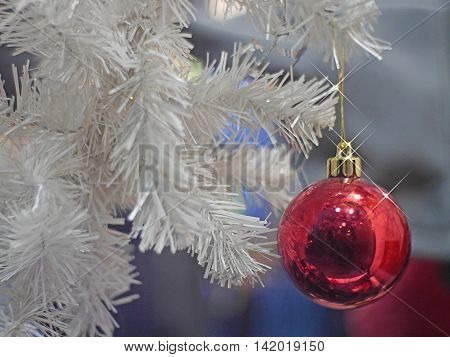 Nostalgic retro Christmas ornaments - Traditional Christmas decoration