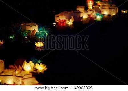 Holiday ot lights