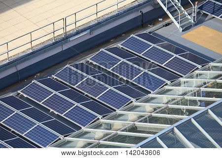 Rooftop Solar Panels