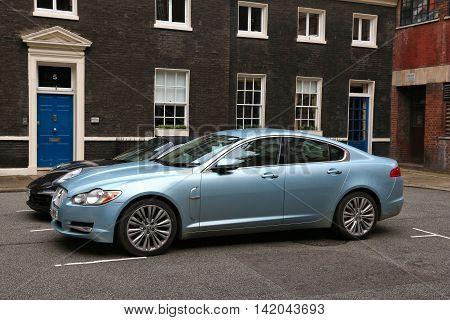 Luxury Car - Jaguar