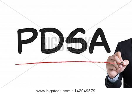 Pdsa - Plan Do Study Act