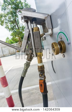 Alternative Refuel Fuel Power Lpg In Pump