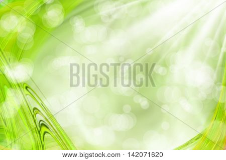 background image of abstract light manipulations.
