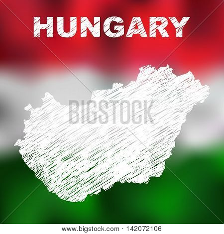 Hungarian Abstract Map