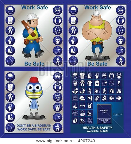 Work safe collection