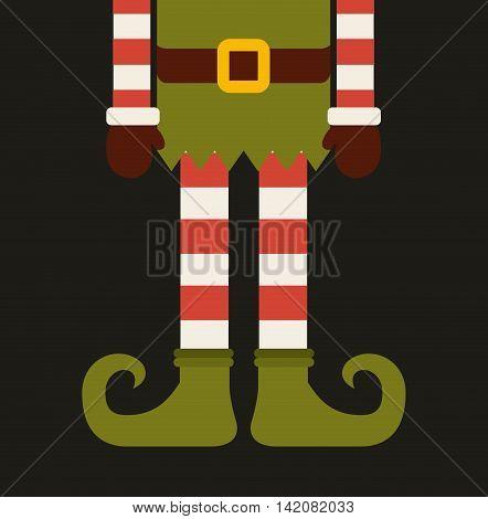christmas holiday design, vector illustration eps10 icon