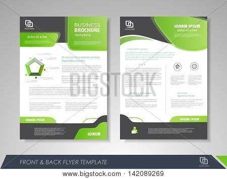 Modern green Brochure design Brochure template Brochures Brochure layout Brochure cover Brochure templates Brochure layout design Brochure design template Brochure mockup Brochure